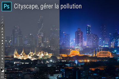 Cityscape, gérer la pollution