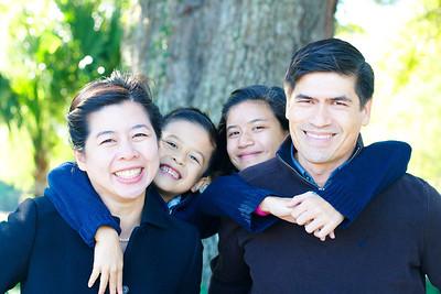 Cajski Family 2013 (Edited)
