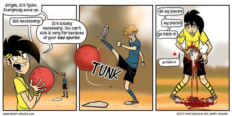 Kickball, Sport Of Kings