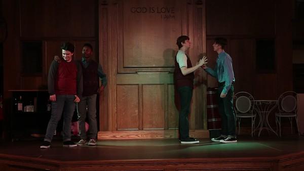 Rehearsal Video