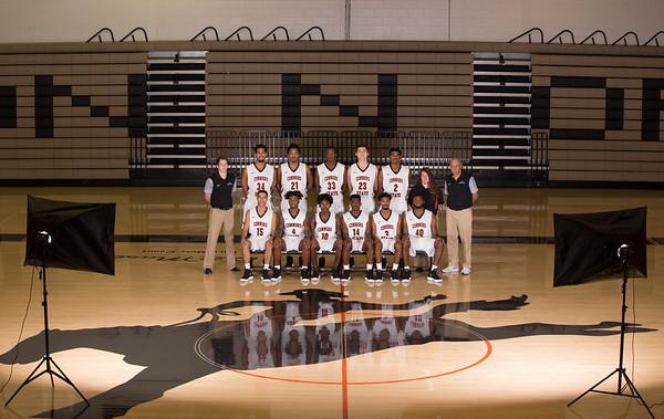 2017-2018 Mens Basketball