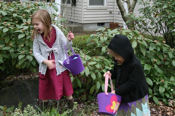 Easter in Portland - 2010