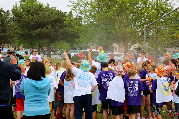 The Eisenhower Color Run 042717