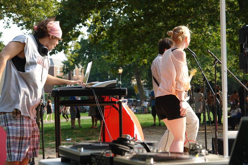 ASTORIA MUSIC AND ARTS FESTIVAL 2009