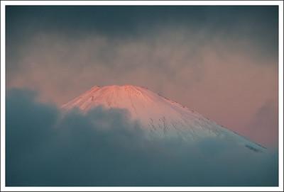 Owakudani at Dawn