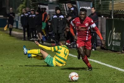 Runcorn Linnets FC (h) W 3-1