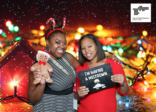 12.19.19 WEHO Holiday Photo Booth