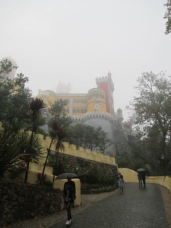Sintra, Portugal - Pena Palace