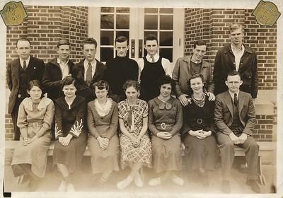 1935 Gary's Class Photo