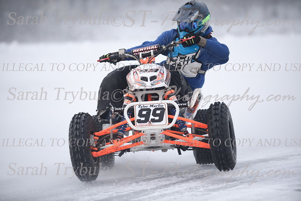 CWIRA Ice Races @ Rock Dam