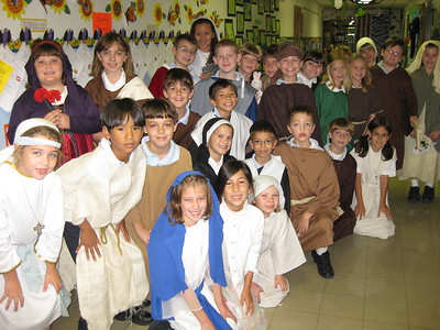 2008-10-31 3rd Gr All Saints Day