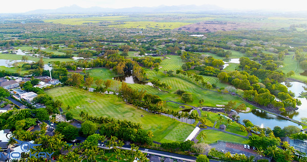 LEGENDS GOLF COURSE - MAURITIUS