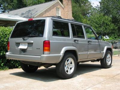 2001 Jeep XJ