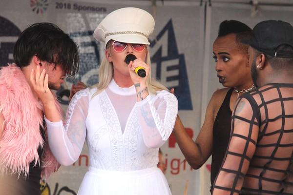 Alisabeth Von Presley @ IC Pride 6/16/18