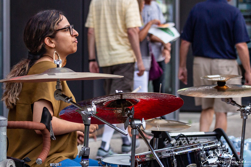 Quincy Bullen @ The Beaches Jazz Festival 2019