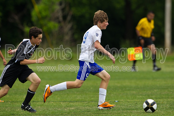 97 HFC Red vs 97 Twins White 5/6/2012