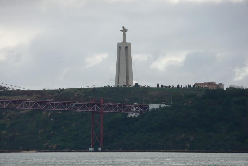 Cristo Rei. Lisbon