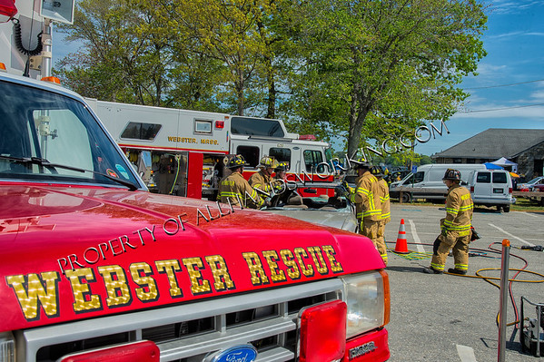 Tri-State Fireman's Muster Webster MA