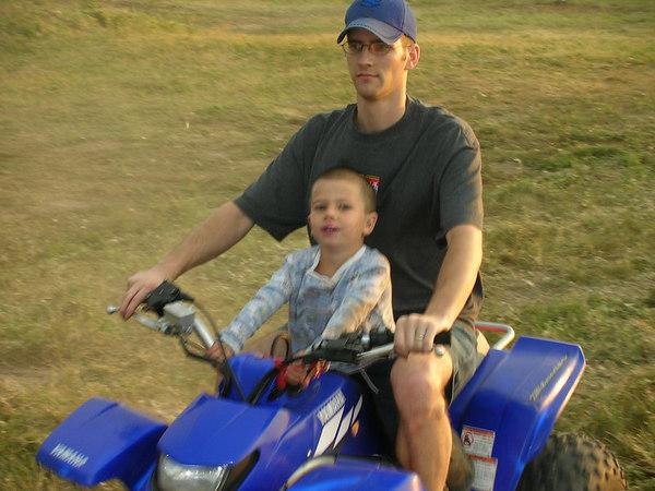 06-08-07 Field riding