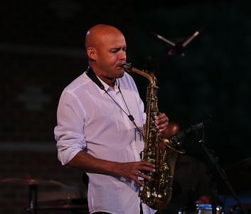 Miguel Zenon Quartet @ Bushnell Park 08-16-214