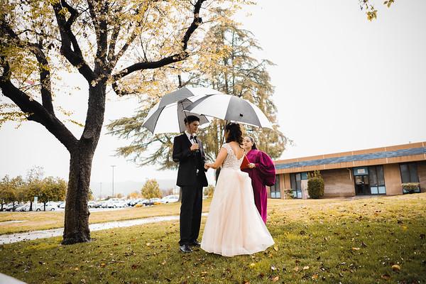 The Wedding Day // Marlene & Danny