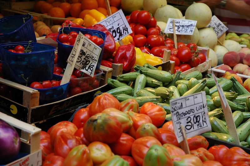 Fruits and Vegetables - Bologna, Italy