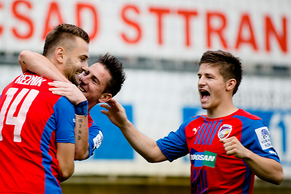 České Budějovice - Plzeň 0:4