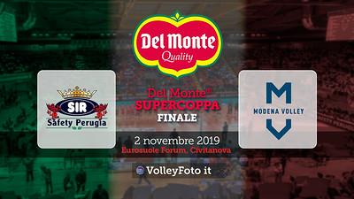 20191102 Finale Supercoppa: Perugia-Modena