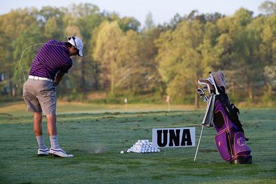 UNA Golf Tournament 03/26/12