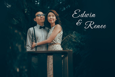 Edwin & Renee Pre-Wedding