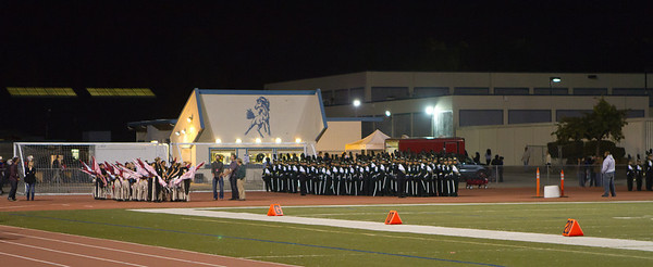 2011 Gilroy Marching Band and Color Guard Show