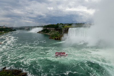 Niagara Falls, NOTL, Toronto 2014