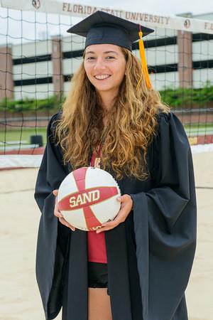 FSU Sand Volleyball Senior Photos 2013
