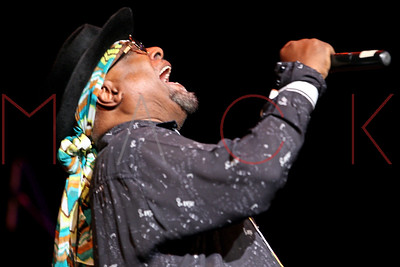 POUGHKEEPSIE, NY - AUGUST 18:  Daryl's House Club presents George Clinton and Parliament Funkadelic at The Bardavon 1869 Opera House on August 18, 2016 in Poughkeepsie, New York.