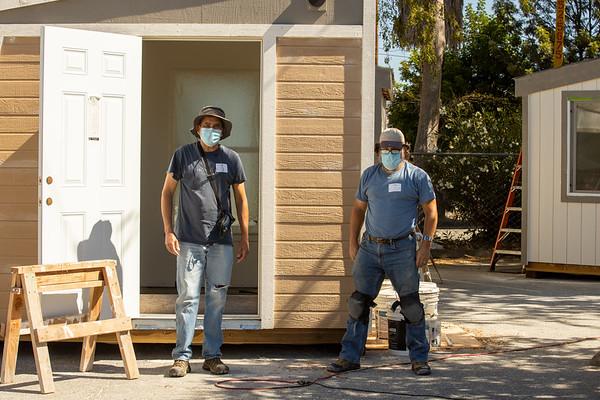 AAi Emergency Housing Build -- Sep. 2020