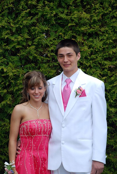 Mathew's Junior Prom