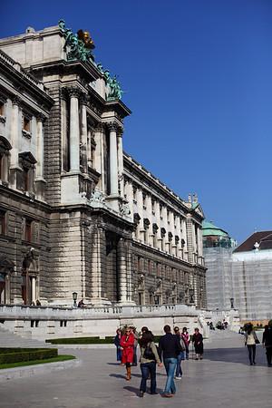 Vienna, Austria - October 2010