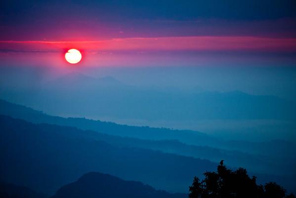 Alone in Nepal