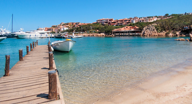 Porto Cervo,  Island of Sardinia, Italy