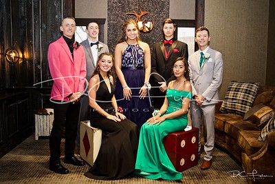2019 Union High School Prom