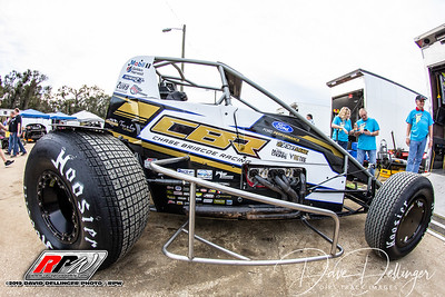 Bubba Raceway Park - 2/14/19 - David Dellinger