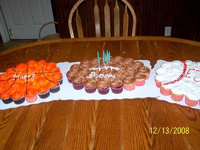 EJ'S 13th BIRTHDAY 2008