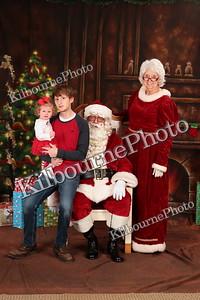 Santa Pictures 2017