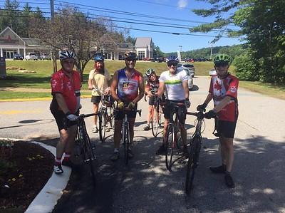 June 26 Wednesday Ride