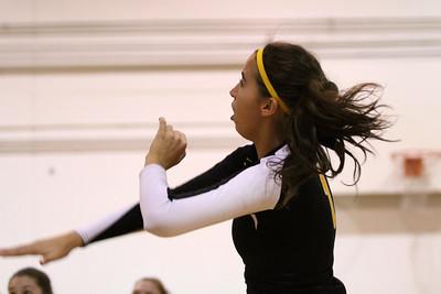 2012 Mia Rivera - Volleyball