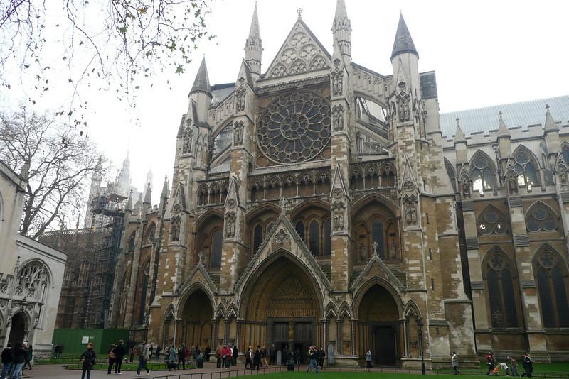 Westminster Abbey. London