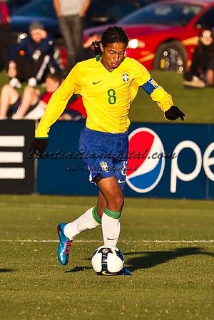 Brazil v Netherlands U-17 12-04-09