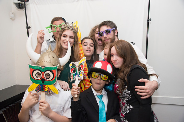 Party  - Speeches and Photobooth