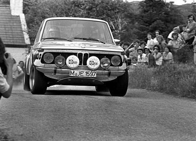 Donegal Rally 1975