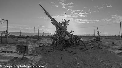 BOMBAY BEACH , CA